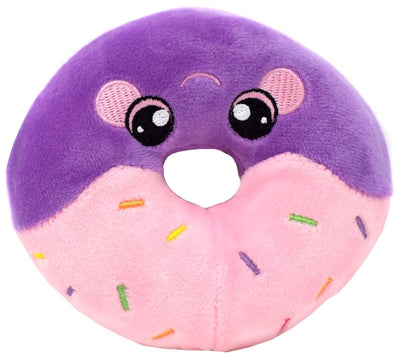 Squeezamals Dessert Series Dritty Donut 4-Inch Plush