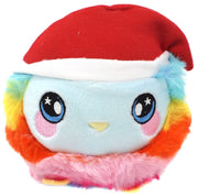 Squeezamals Holiday Series Fairy Owl 3.5-Inch Plush
