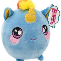 Squeezamals Series 2 Beatrice Unicorn 3.5-Inch Plush