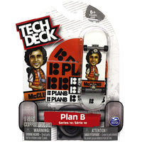 Tech Deck 96mm Fingerboard Series 10 Plan B - McClung