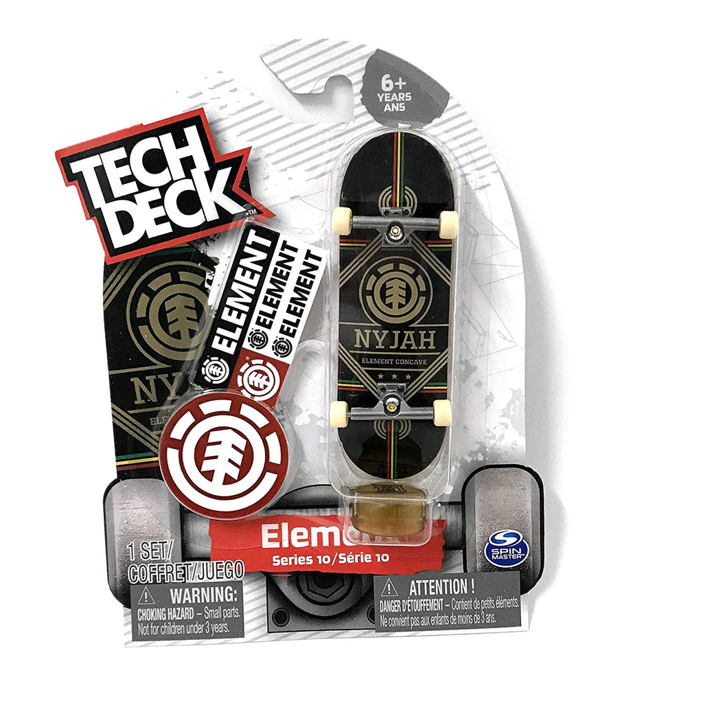 Tech Deck 96mm Fingerboard Series 10 Element - NYJAH