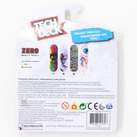 Tech Deck 96mm Fingerboard Series 11 - Zero Bold Feedback