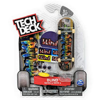 Tech Deck 96mm Fingerboard Series 3 Blind - Bomar