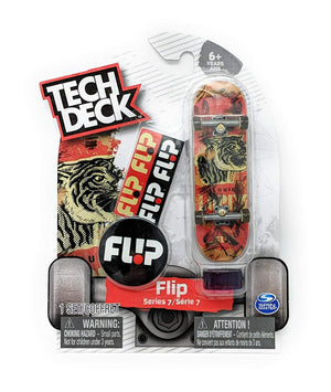 Tech Deck 96mm Fingerboard Series 7 Flip - Louie Lopez