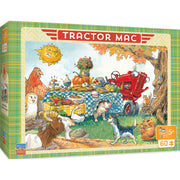 MasterPieces Tractor Mac Right Fit - Dinner Time 60 Piece Jigsaw Puzzle