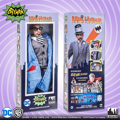 Batman Classic TV Series - Mad Hatter Artist (Variant) 8