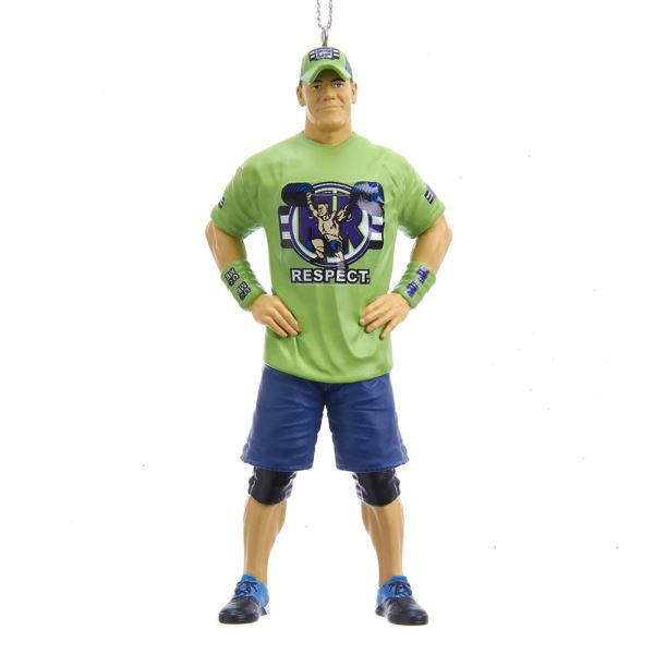 WWE John Cena Ornament by Kurt Adler