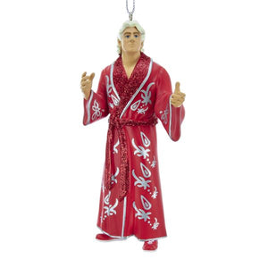 WWE Rick Flair Ornament by Kurt Adler