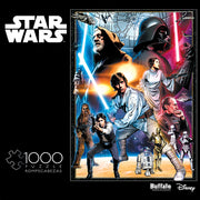 "Buffalo Games Star Wars ""The Circle is Now Complete"" 1000 Piece Jigsaw Puzzle"