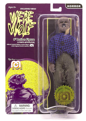 Horror Wave 6 - The Face Of The Screaming Werewolf 8