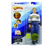 "TV Favorites Cheers Woody Boyd 8"" Action Figure"