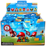World of Nintendo Squish-Dee-Lish Super Mario Series 2 Mystery Box (12 Packs)