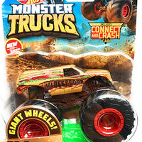 Hot Wheels Monster Trucks All Beefed Up Die-Cast Truck