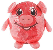 Shimmeez Polly Pig 8-Inch Plush
