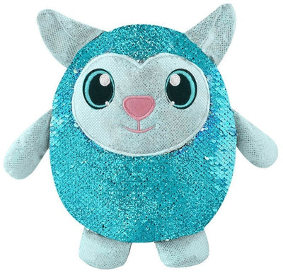 Shimmeez Lainey Lamb 8-Inch Plush