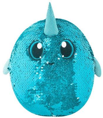 Shimmeez Arlo the Narwhal 8-Inch Plush