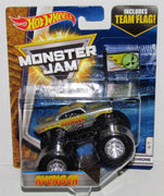 Hot Wheels Monster Jam Avenger Die-Cast Truck #4/7 (Chrome)