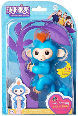 Fingerlings Baby Monkey Boris Figure - Zolo's Room
