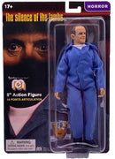 "Horror Wave 8 - Silence Of The Lambs - Hannibal Lecter 8"" Action Figure"