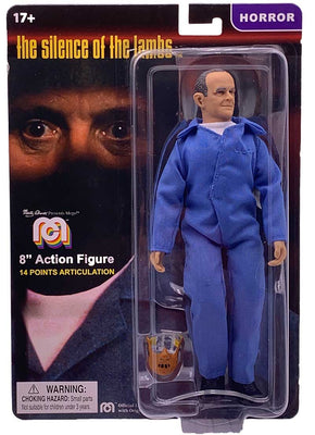 Horror Wave 8 - Silence Of The Lambs - Hannibal Lecter 8