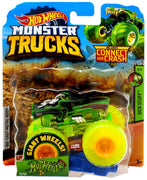 Hot Wheels Monster Trucks Hot Weiler Die-Cast Truck #3/5 (Sick Stuff)