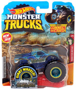 Hot Wheels Monster Trucks Nessie-Sary Roughness Die-Cast #2/5 (Monster Myths