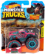 Hot Wheels Monster Trucks Podium Crasher Die-Cast Truck #2/5 (HW Demo Derby)
