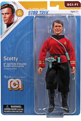 Star Trek Wave 12 - Scotty 8