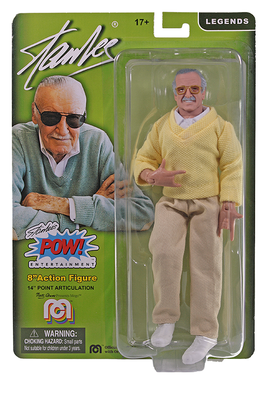 Legends Wave 12 - Stan Lee Web Hands 8