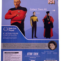 "Star Trek Wave 8 - Captain Picard 8"" Action Figure"