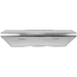 "Cosmo COS-5MU | Under Cabinet Kitchen Range Hood | 30"" 36"" - Cosmo - Under Cabinet - Range Hood Homeland"