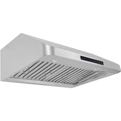 "Cosmo COS-QS | Under Cabinet Kitchen Range Hood | 30"" 36"" 42"" - Cosmo - Under Cabinet - Range Hood Homeland"