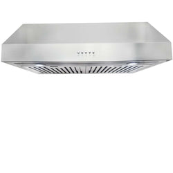 "Cosmo UC30 | Under Cabinet Kitchen Range Hood | 30"" - Cosmo - Under Cabinet - Range Hood Homeland"