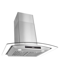 "Cosmo COS-668AS | Convertible Wall Mount Kitchen Range Hood | 30"" 36"" - Cosmo - Wall Mount - Range Hood Homeland"