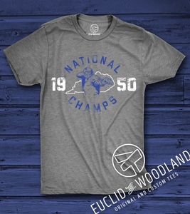 1950 National Champs Vintage Tee