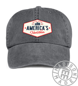 America's Hometown Dad Hat