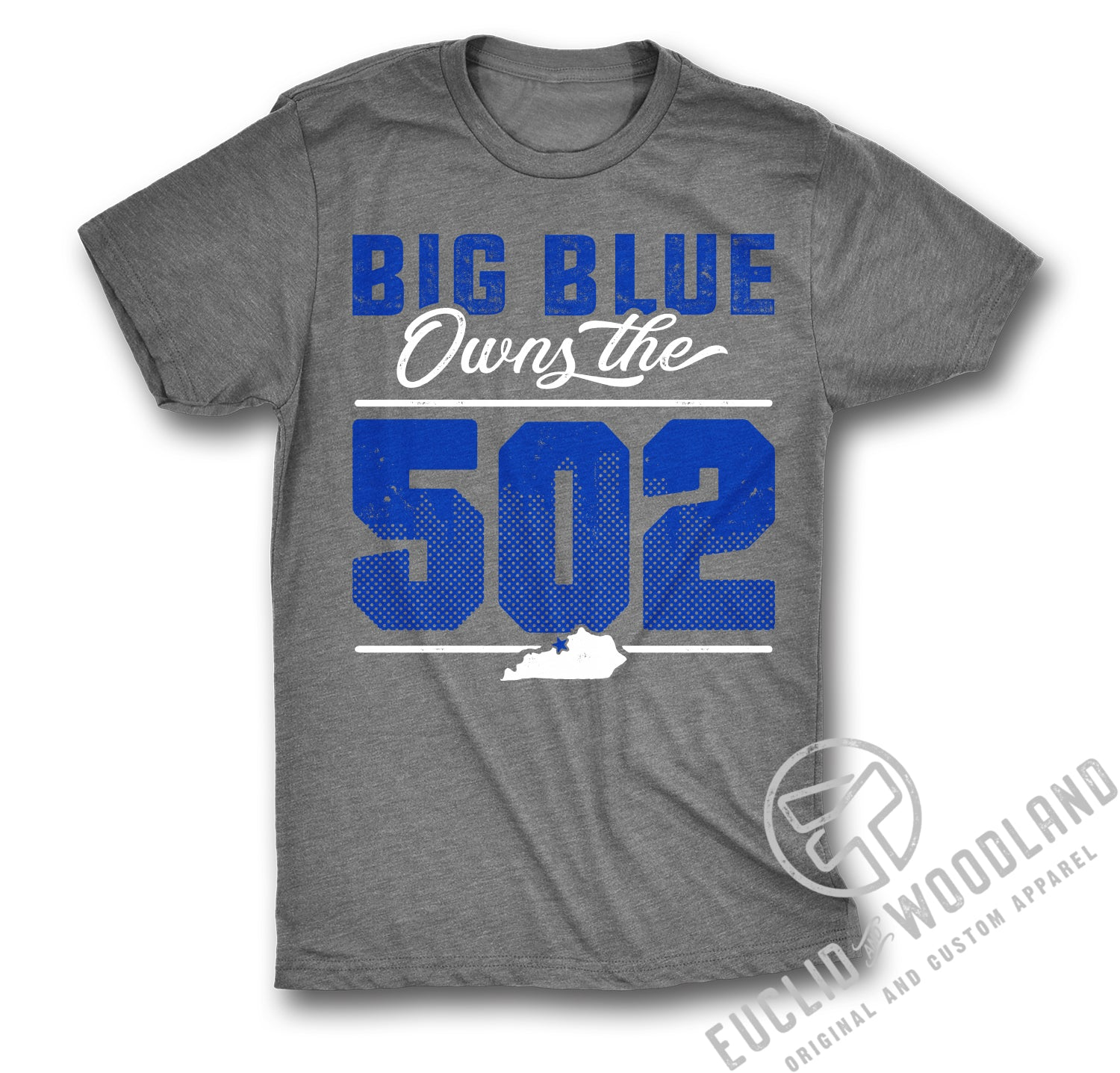 "Big Blue Owns the ""502"" Tee"