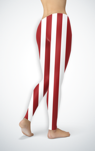 Indiana Candy Striped Leggings