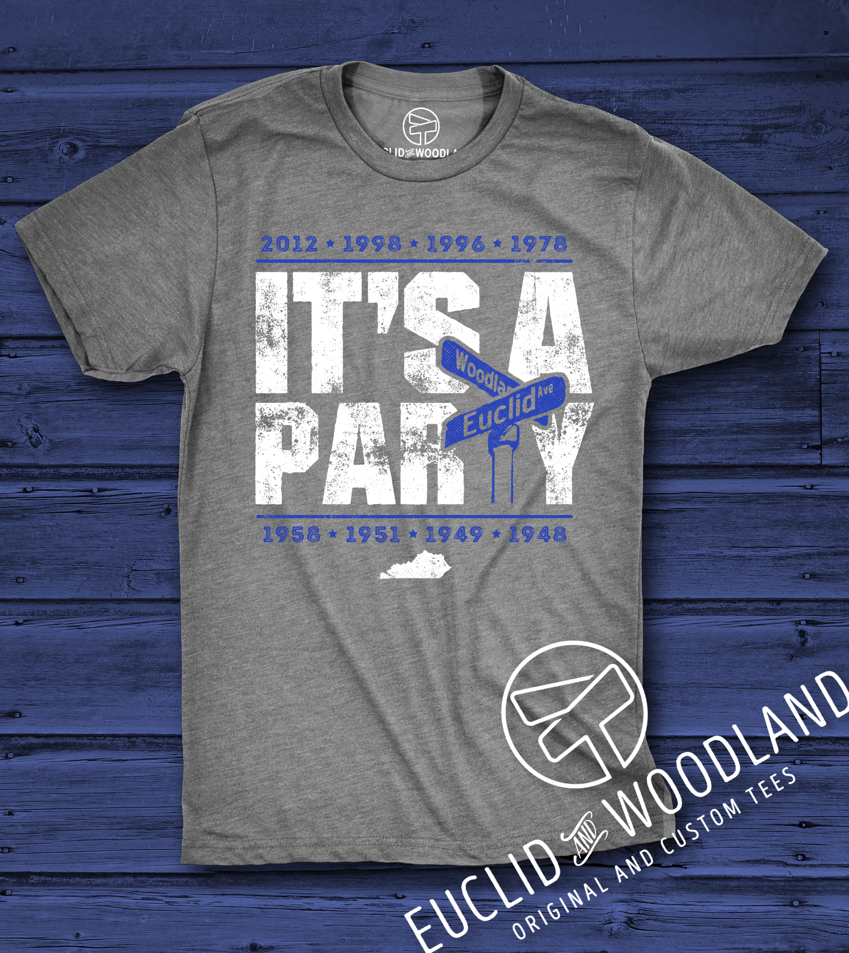 It's a Party Tee