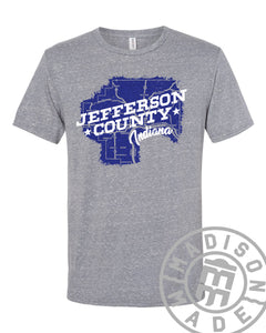 Jefferson County Tee