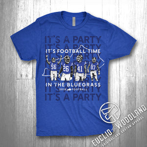 Kentucky Football Party Tee