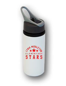Lydia Aluminum Water Bottle