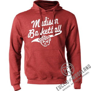 Madison Basketball Hoodie