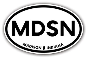 MDSN Madison Magnet