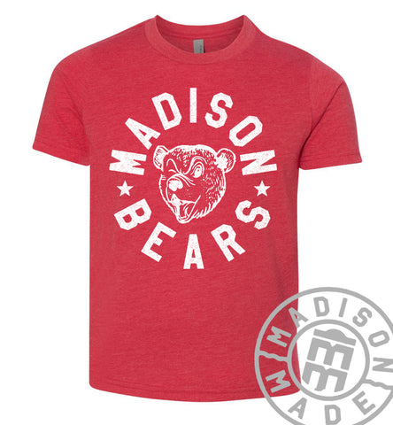 Madison Bears Youth Tee