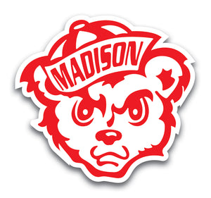 Madison Cub Sticker
