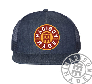 Madison Made Denim Hat