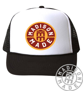 Madison Made Foam Trucker Hat