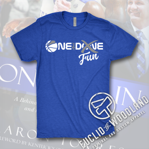 """One and Fun"" Tee • PRE-ORDER!"