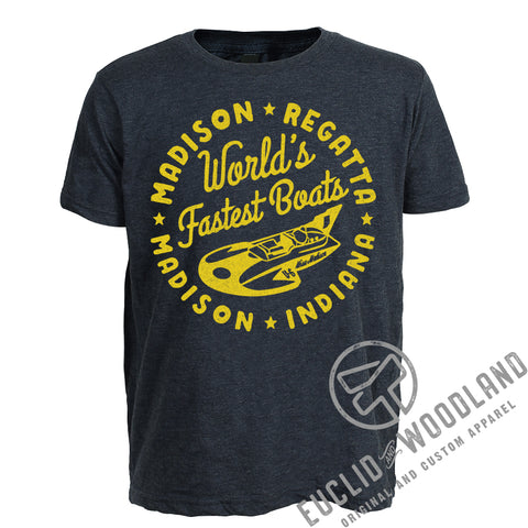 Regatta Fastest Boats Youth Tee